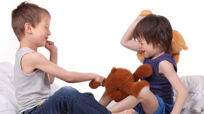 Zappelphilipp, Schlafmütze oder Rüpel - heute werden bis zu 25 Prozent der Kinder als verhaltensauffällig eingestuft