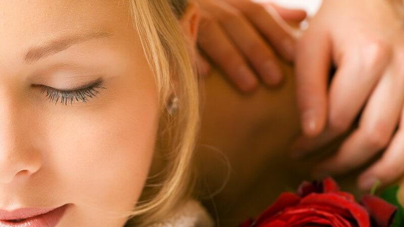 Ziel und Zweck der Aromamassage