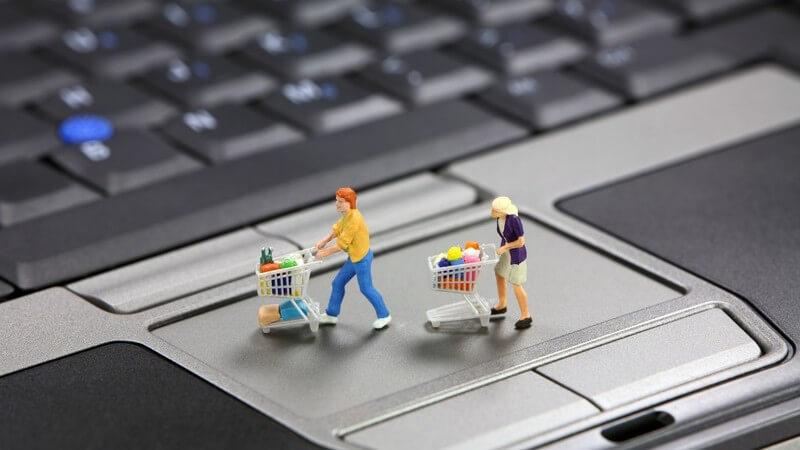 Das Shoppen im Internet ist sehr beliebt, sowohl in Online-Shops als auch auf Internetauktionen - Wir geben einen Überblick und Tipps, z.B. zum sicheren Umgang mit der Kreditkarte