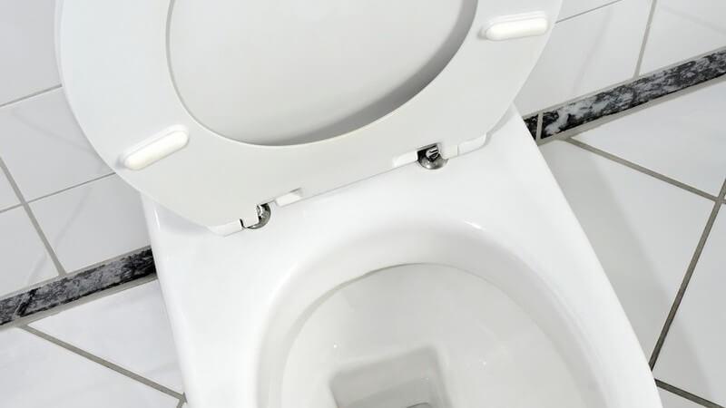 Tipps gegen Kalk und Urinstein in der Toilette
