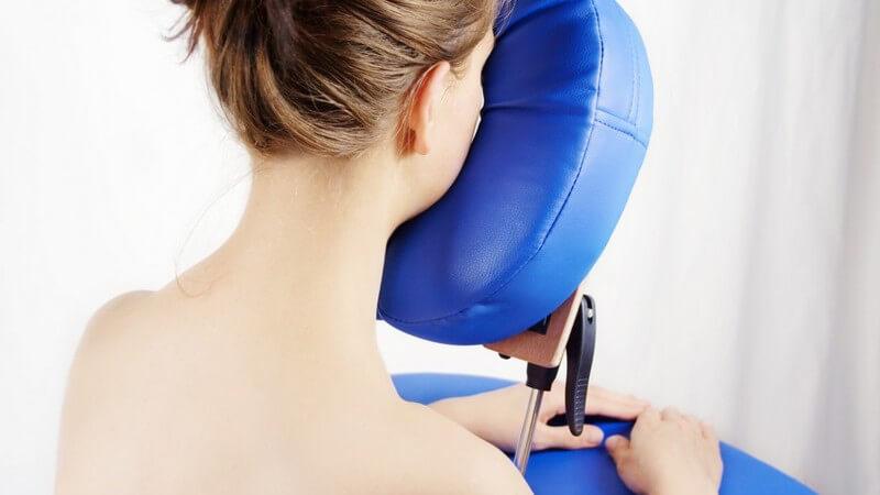Die mobile Massage zuhause oder am Arbeitsplatz
