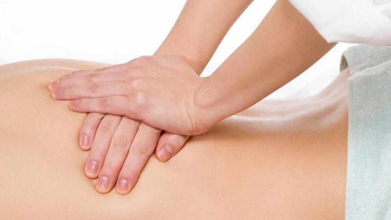 Die Periostmassage zur Stimulierung der Nervenreflexe