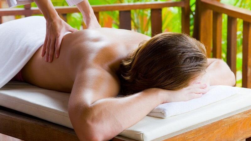 Die Rhythmische Massage zur Stärkung des Organismus