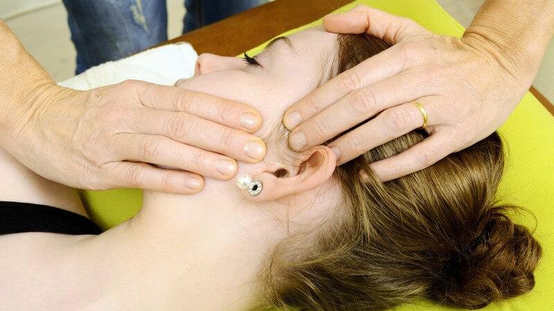Die Schlüsselzonenmassage zur Behandlung des Bewegungsapparates