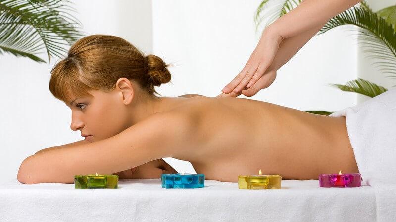 Die Segmentmassage als Behandlung des Rückenmarks