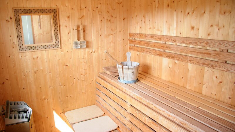 Banja zur Förderung der Durchblutung - Aufbau des russischen Badehauses und Besonderheiten einer Banja-Anwendung