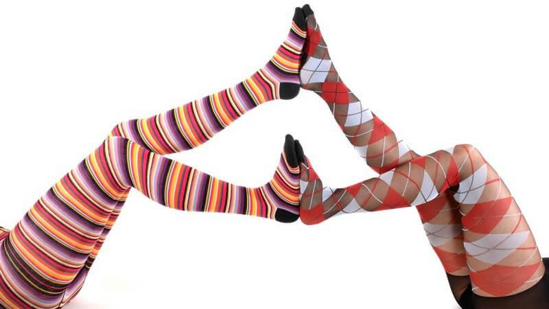 Über das Für und Wider gegenüber Socken und Söckchen in Ballerinas