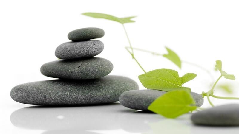 Das Steinbad mit mineralhaltigem Dampf zur gesundheitsfördernden Entspannung