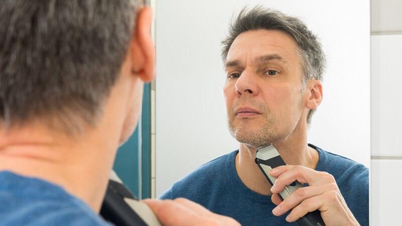 Welche Bartformen gibt es und welche Bartform passt zu
