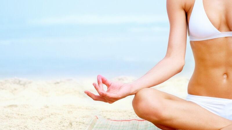 Die Meditation zum Stressabbau
