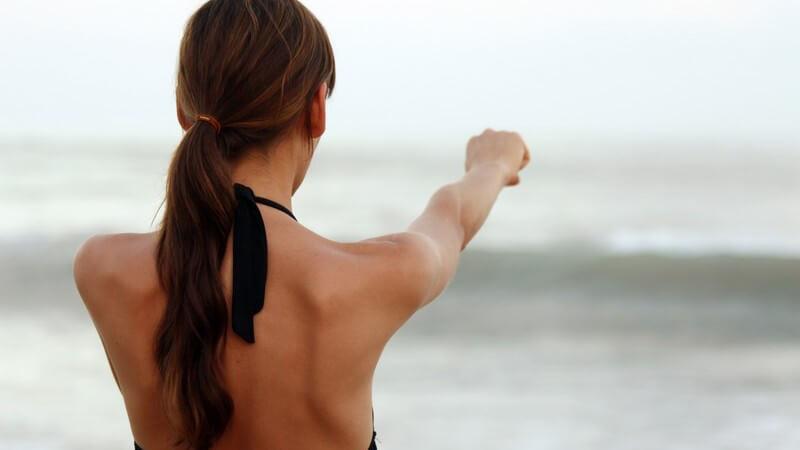 Tai Chi zur Entspannung von Körper und Seele - Die Grundregeln sind nicht so schwierig