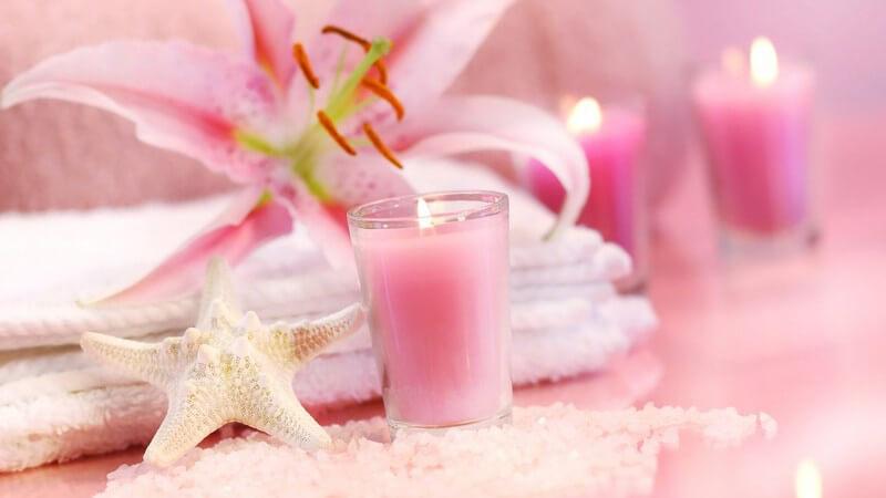 Das Orangenblütenbad zur Hautpflege