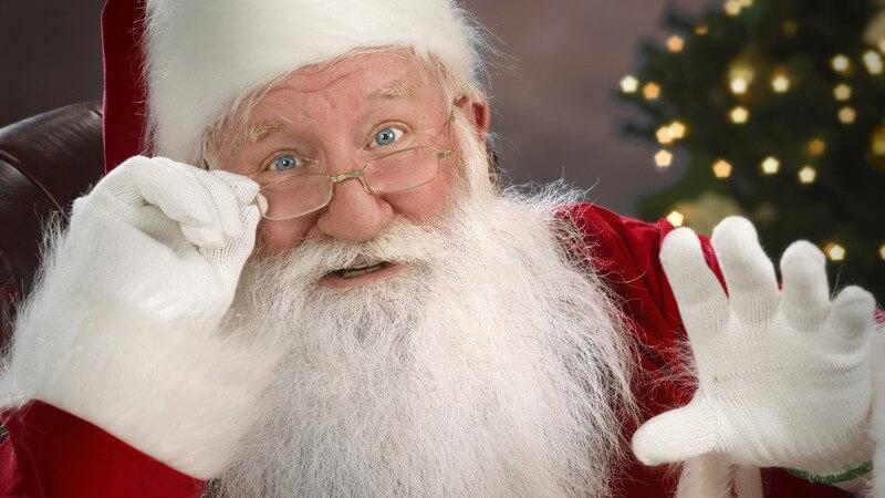 Erfindung Weihnachtsmann