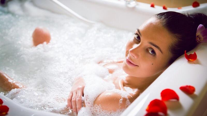 Besonders bei Kindern sowie als Diabetiker sollte man auf die richtige Badetemperatur achten