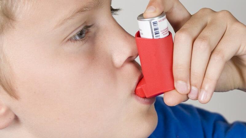 Einsatz, Dosierung und Risiken von Mitteln gegen Asthma