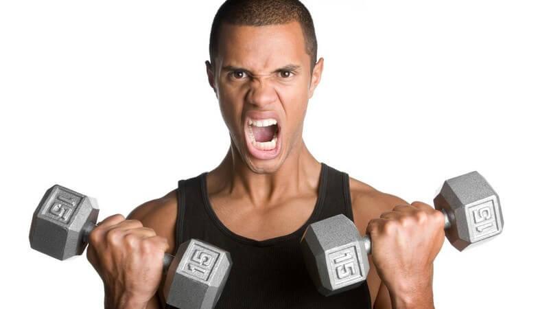 Dem Muskelwachstum auf der Spur - Warum Muskeln durch Training wachsen