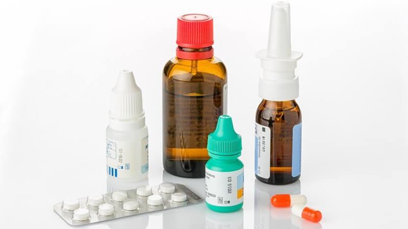 Einsatz, Dosierung und Risiken von Histamin-Rezeptorblockern