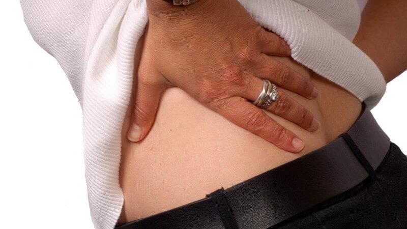 Die Entstehung von Rückenschmerzen und wie man sie behandeln und lindern kann