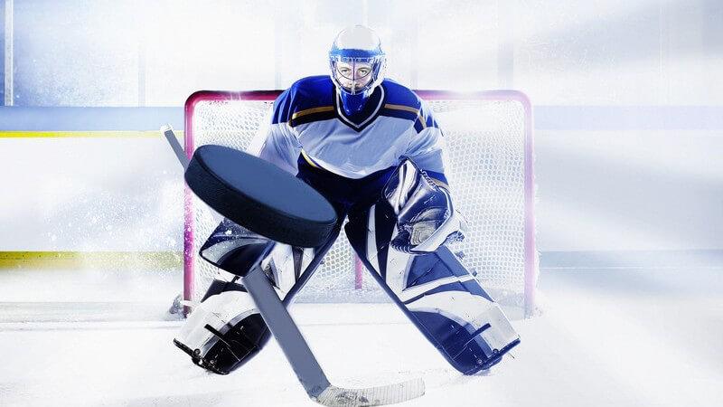 Neben den Spielregeln erklären wir noch wichtige Begriffe beim Eishockey und informieren über die Aufgaben der Schiedsrichter