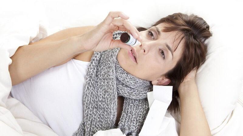 Einsatz, Dosierung und Risiken von Tropfen zur Behandlung von nasalen Beschwerden