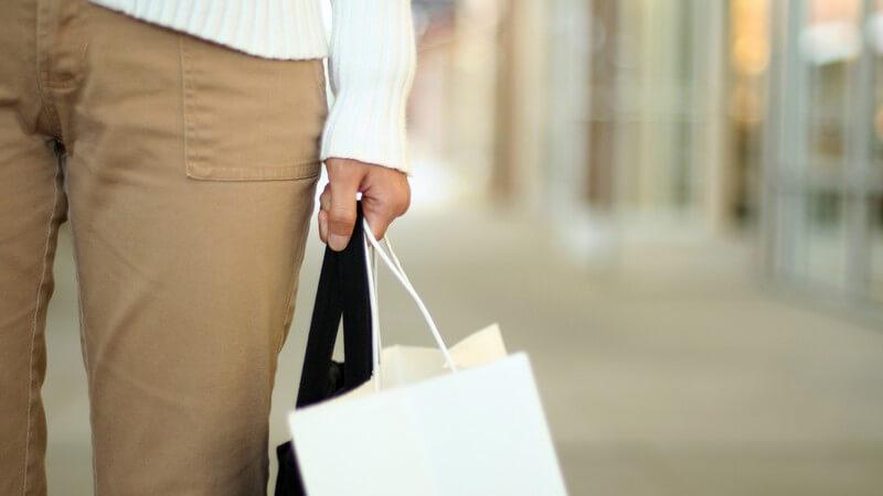 In den großen Outlet-Centern dieser Welt, können Kunden qualitative und günstige Schnäppchen machen