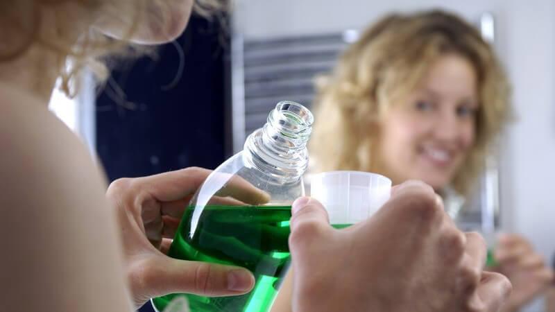 Einsatz, Dosierung und Risiken von Mund- und Rachentherapeutika