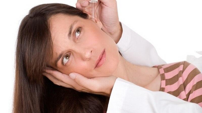 Einsatz, Dosierung und Risiken von Mitteln zur Behandlung der Ohren