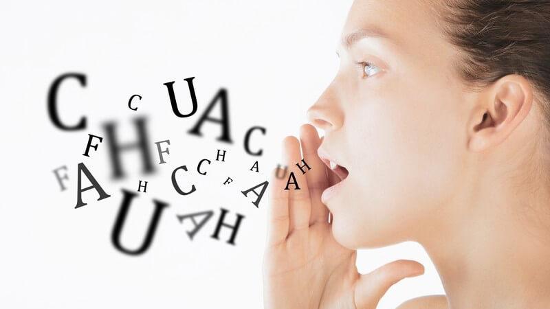 Die Entstehung von Sprachstörungen und wie man sie behandeln und lindern kann