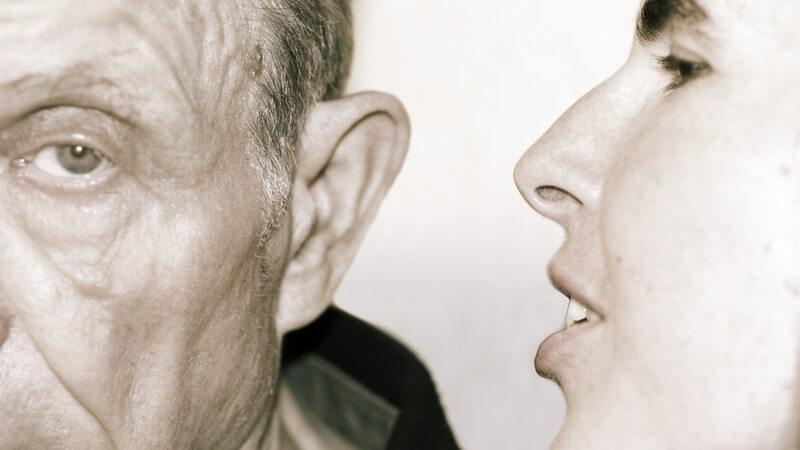 Die Entstehung von Gehörlosigkeit und wie man sie behandeln kann