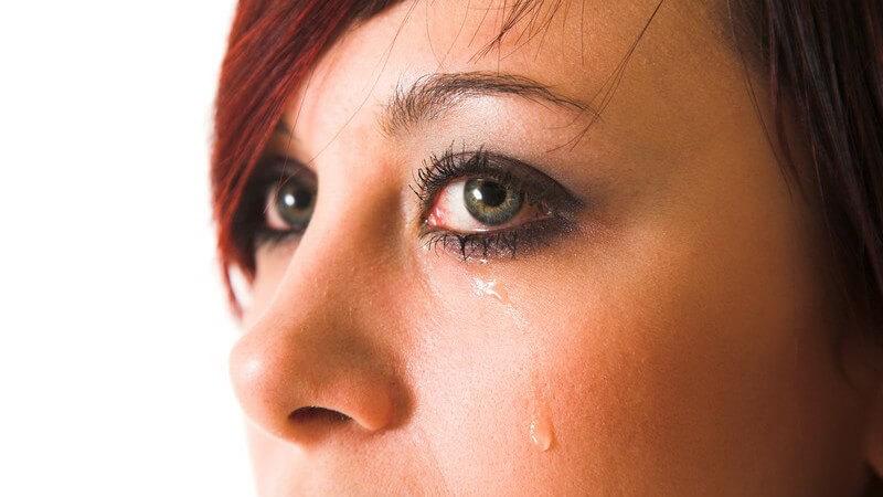 Die Entstehung des Weinens und wie man krankhaftes Weinen lindern und behandeln kann