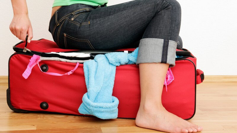 Gute Reisetaschen-Modelle überzeugen durch Hochwertigkeit, Design und praktisches Handling
