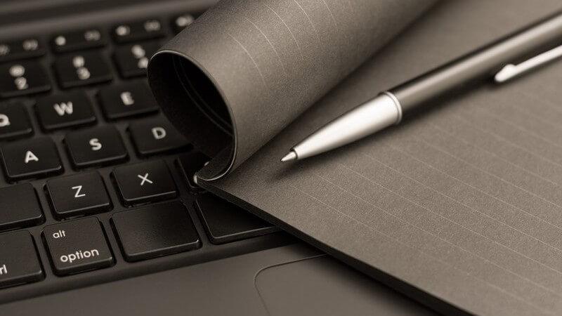 Wir informieren darüber, wie man Schriftsteller wird - doch lohnt es sich heutzutage überhaupt, Autor zu werden?