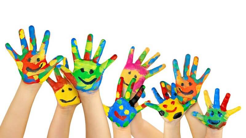 Wir informieren über den Ziel und Zweck eines Aufenthalts in einem Kindergarten und über die unterschiedlichen Lehrmethoden