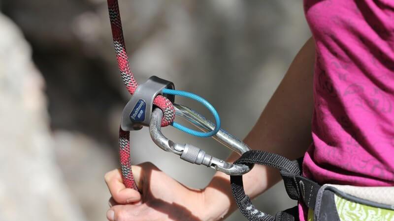 Kletterer benötigen zahlreiche Ausrüsrungsgegenstände - wir stellen die verschiedenen Utensilien vor