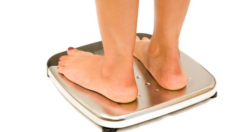 Die Entstehung einer Gewichtszunahme und wie man sie behandeln und ihr vorbeugen kann