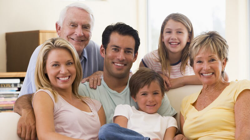 Perfektes Zeitmanagement im Alltag einer Großfamilie ist ein Muss - auch in Sachen Erziehung müssen einige Dinge beachtet werden