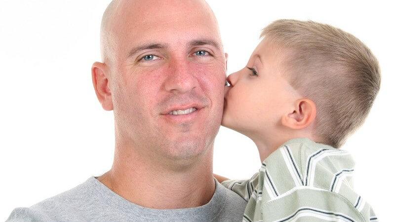 Warum auch Vätern Dank und Anerkennung gezeigt werden sollte