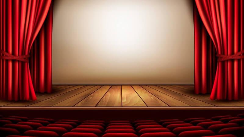 Wer sich für Schauspiel interessiert, kann beim Amateurtheater reinschnuppern - Wir geben Tipps zur Wahl des richtigen Theaterstücks und zur Planung der ersten eigenen Aufführung