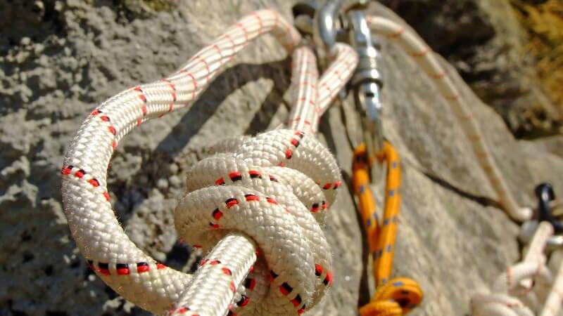 Wissenswertes rund um das Klettern auf einem Klettersteig