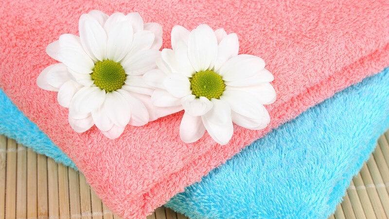 Ob für sich selbst oder als Geschenk, über diese personalisierten Handtücher freut sich Jeder