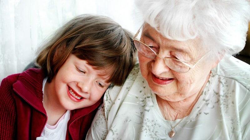 Der Sonderstatus der Großeltern für die Kinder - wir zeigen, welche Kriterien gute Großeltern erfüllen müssen