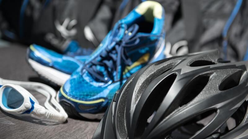 Das Training zur Vorbereitung auf den Ironman erfordert viel Zeit und Disziplin - wir haben das Wichtigste zusammengefasst