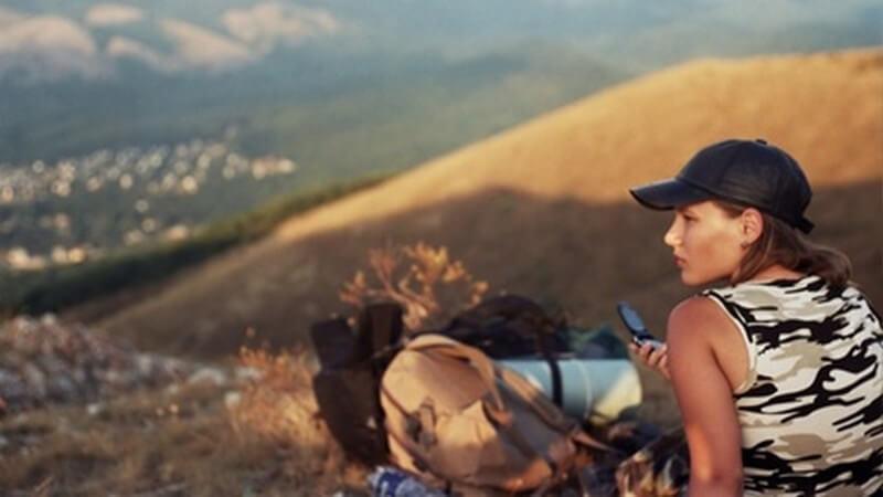 Gutes Gepäck und Ausrüstung für die Trekking-Reise sind ein Muss - dazu gehören Rucksack, gutes Schuhwerk und eine Campingausrüstung