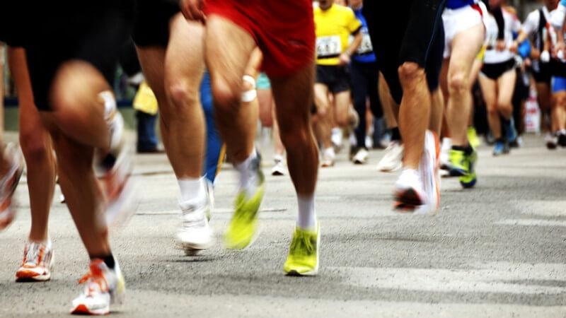 Der 50-km-Lauf gilt als sehr verbreitet unter den Ultraläufen - sowohl körperlich, als auch psychisch müssen die Teilnehmer in Topform sein