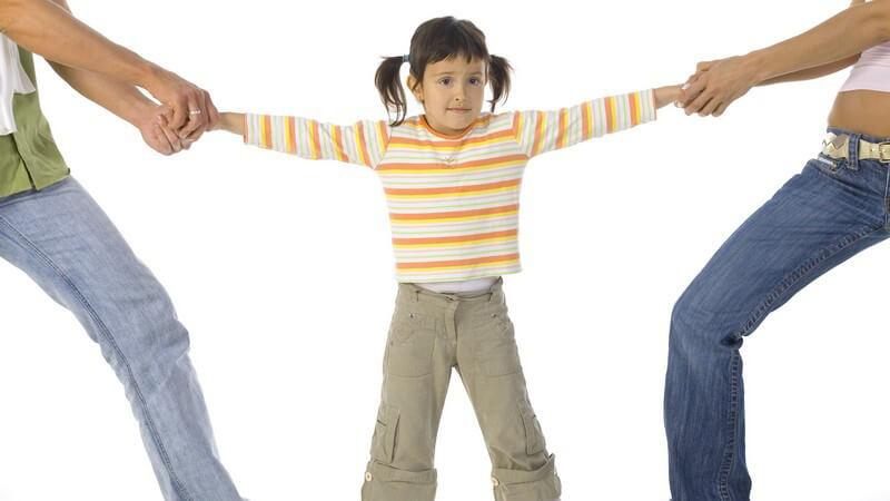 Das Umgangsrecht sollte zu festen Terminen wahrgenommen werden - Welcher Elternteil das Umgangsrecht inne hat