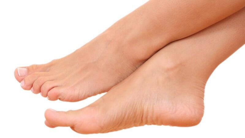 Der Fuß ist wichtig für die Fortbewegung, spielt aber auch dank zahlreicher Rezeptoren an den Sohlen und Zehen für den Tastsinn eine große Rolle