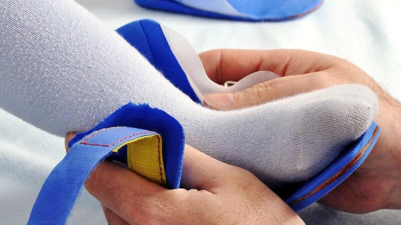 Die Entstehung von Fußfehlstellungen und wie man sie erkennen und behandeln kann
