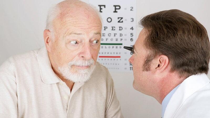 In welchen Bereichen Augenärzte/Augenärztinnen arbeiten und was sie machen