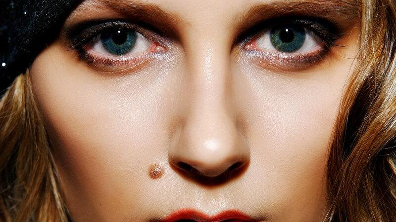 Die Nase zählt zu den oberen Atemwegen; man teilt sie in die äußere sowie die innere Nase ein