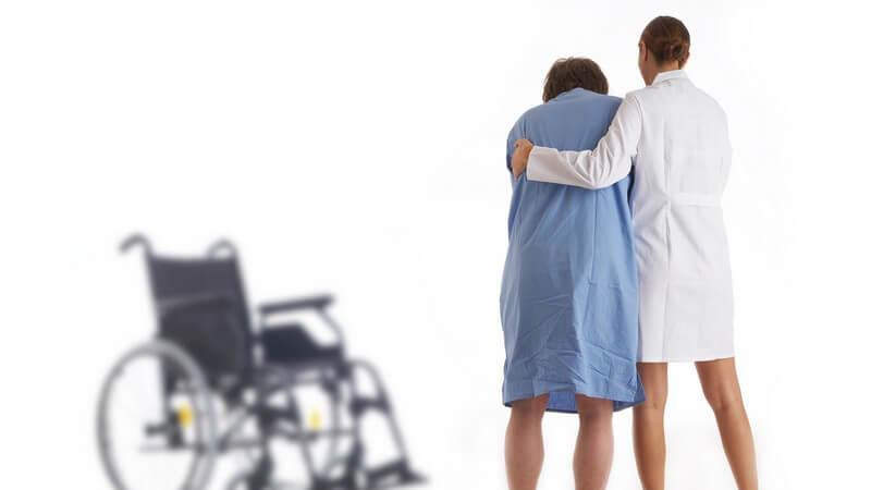In welchen Bereichen Krankenschwestern/Krankenpfleger arbeiten und was sie machen